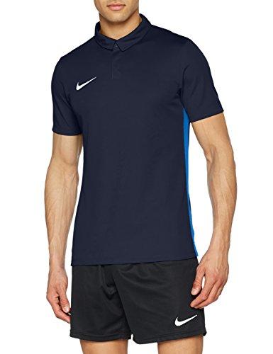 Nike Herren TS Core Poloshirt T shirt TS Core, Blau Blue, L