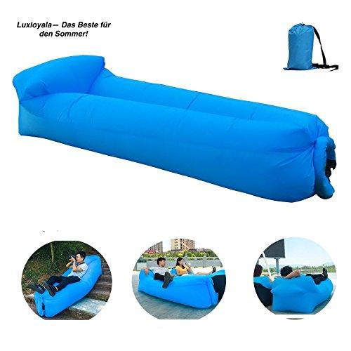 hochwertige premium wasserdichtes aufblasbares sofa luft sofa luft couch mit integriertem. Black Bedroom Furniture Sets. Home Design Ideas